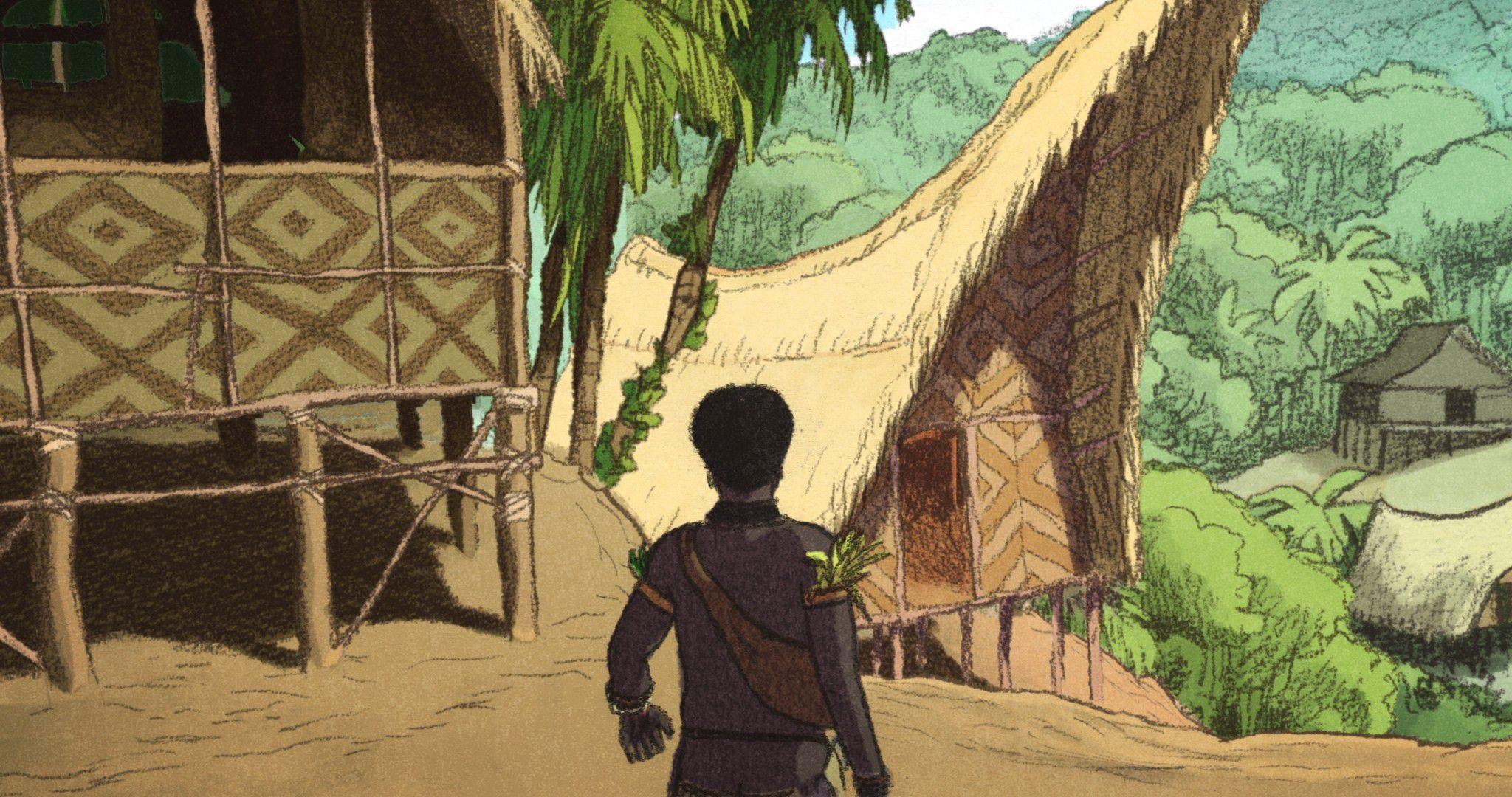 カーゴ カルト   新千歳空港国際アニメーション映画祭2014