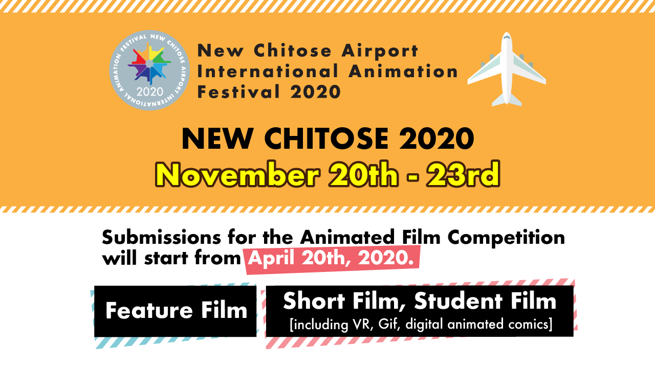 NEW CHITOSE 2020 takes place November 20-23!