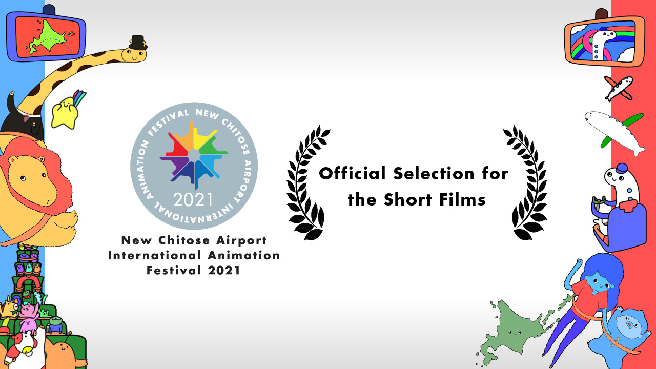 Selection for the SHORT Films Competition at NEW CHITOSE 2021
